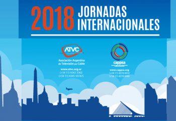 El programa de actividades de Jornadas Internacionales 2018