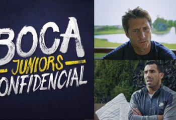 Netflix estrena <i>Boca Juniors Confidencial</i>