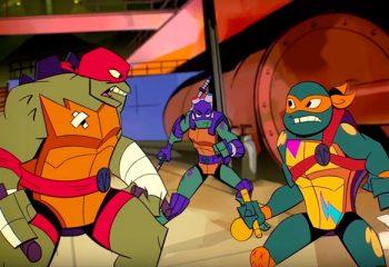 <i>El ascenso de las Tortugas Ninja</i> llega a Nickelodeon