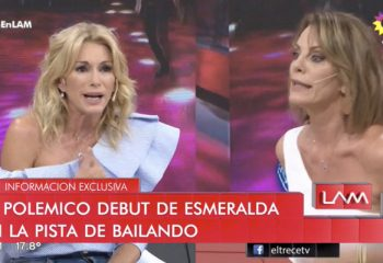 Fuerte cruce entre Yanina Latorre y Nequi Galotti