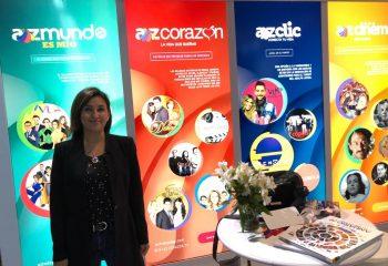 Con sus cuatro señales, TV Azteca refuerza su internacionalización