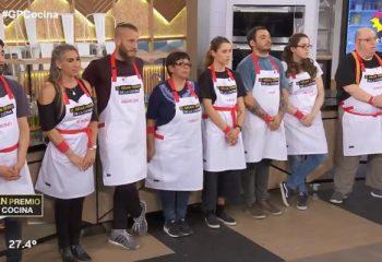 El segundo eliminado de <i>El gran premio de la cocina</i>