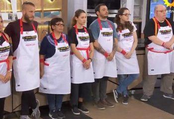 La tercera eliminación de <i>El gran premio de la cocina</i>