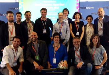 El INCAA presentó diez proyectos argentinos en MIPCOM 2018