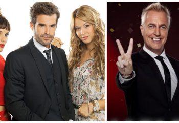 <i>La Voz Argentina</i> vs. <i>Mi hermano es un clon</i>