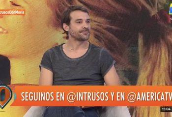 Pedro Alfonso habló del éxito de Paula Chaves en telefe y su distancia de <i>EEES</i>
