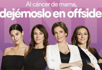La campaña de TNT Sports por el Día Mundial de la lucha contra el cáncer de mama