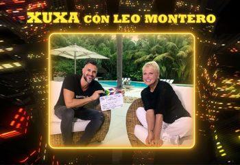<i>Mejor de noche</i> mano a mano con Xuxa en Brasil