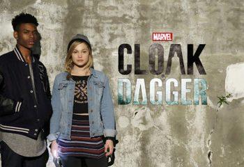 <i>Marvel's Cloak and Dagger</i> llega a la pantalla de Canal Sony