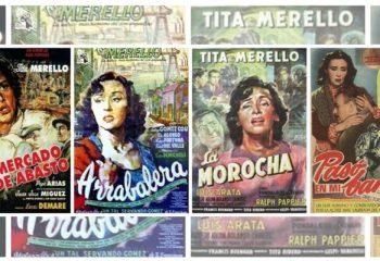 Volver homenajea a Tita Merello