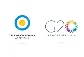 El G20 en la TV Pública