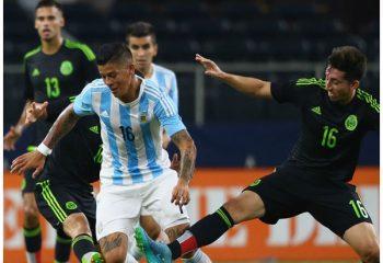 TyC Sports transmite Argentina-México