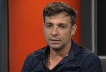"Martín Bossi se refirió al ""cruce"" con AndyKusnetzoff"
