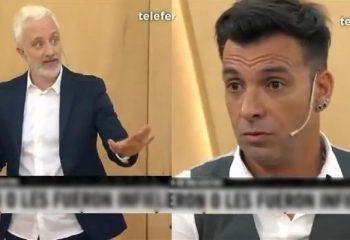 El reto de Andy Kusnetzoff a Martín Bossi en <i>PH, Podemos Hablar</i>