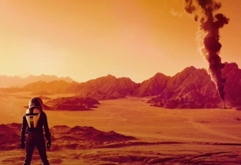 <i>Mars</i>  regresa a National Geographic con su segunda temporada