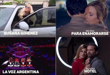 Así presenta Telefe la programación de noviembre