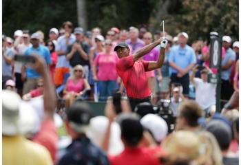 Acuerdo de contenido entre Tiger Woods y GOLFTV de Discovery