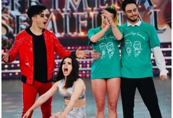 Sofía Morandi y Julián Serrano, finalistas
