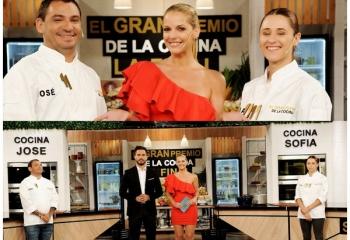 <i>El Gran premio de la cocina</i> definió a su ganador