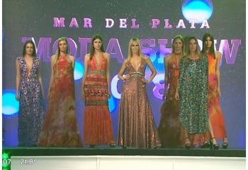<i>Mar del Plata Moda Show</i> vuelve a eltrece