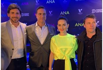 Viacom producirá la serie <i>Ana</i>