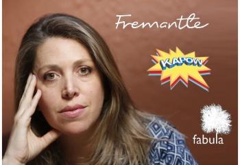 Kapow, Fremantle y Fábula Chile se unen por una nueva serie