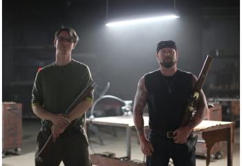 Discovery estrena <i>Maestros de las armas</i>