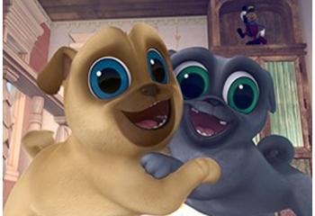 Nueva temporada <i>Puppy Dog Pals</i>conquista audiencia infantil
