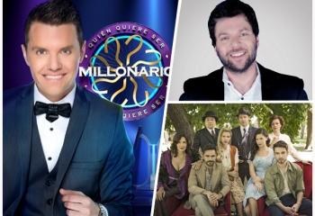 <i>Quién quiere ser millonario</i> vs. <i>Otra noche familiar</i> y <i>ATAV</i>