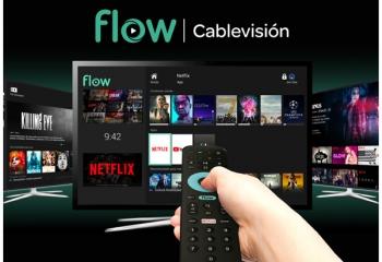 Cablevisión Flow incorpora a Netflix en su plataforma de entretenimiento