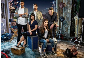 Cuarta temporada de <i>UnReal</i>  en Lifetime