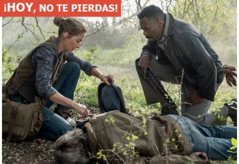 <i>Fear the Walking Dead</i> regresa a AMC