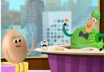 Discovery Kids estrena <i>Charlie, el entrevistador de cosas</i>