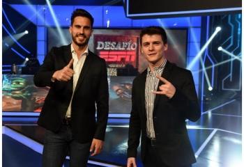 Mandarina Televisión presentó <i>Desafío ESPN: Camino a League of Legends</i>