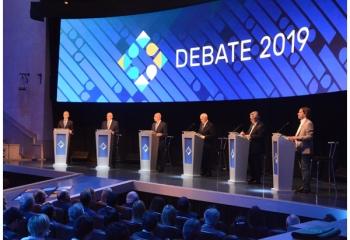 Los números del primer Debate Presidencial