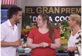 La nueva participante de <i>El gran premio de la cocina</i>