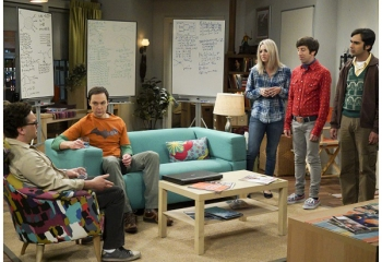 Warner Channel emite maratón de <i>The Big Bang Theory</i>
