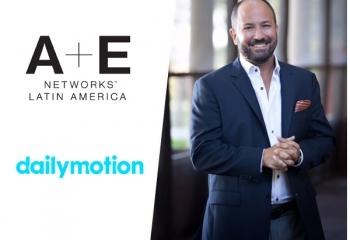 A+E Networks LatAm, representante de Ad Sales de DailyMotion