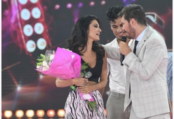 Silvina Escudero, eliminada del <i>Súper Bailando</i>
