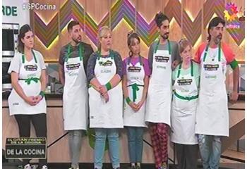 Nueva eliminación en <i>El gran premio de la cocina</i>