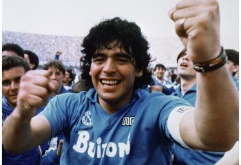 El documental <i>Diego Maradona</i> nominado a los premios BAFTA