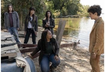 AMC estrena <i>The Walking Dead: World Beyond</i>