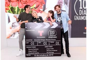 Telemundo presentó el tráiler de <i>100 Días para Enamorarnos</i>