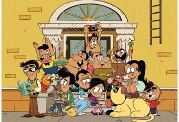 Nickelodeon LATAM recibe a <i>Los Casagrandes</i>