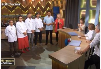 Los finalistas de <i>El gran premio de la cocina</i>