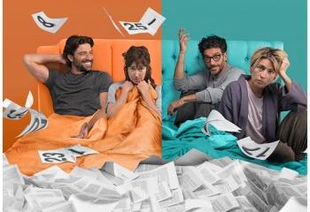 Telemundo estrenó en USA la adaptación de <i>100 días</i>