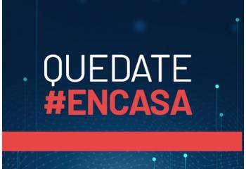 <i>Quedate #encasa</i> llega a El Nueve