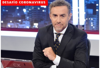 """""""El coronavirus será un amplificador de lo que somos las personas"""""""