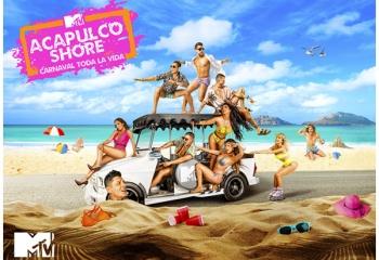 La nueva temporada de <i>Acapulco Shore</i> llega a MTV