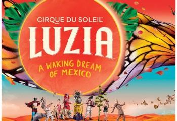 Film&Arts emite el Cirque du Soleil: Luzia